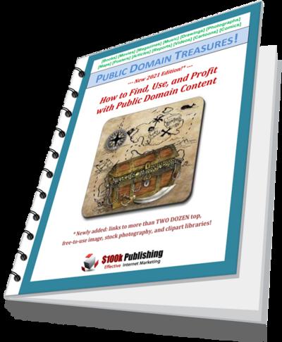 Public Domain Treasures 2021